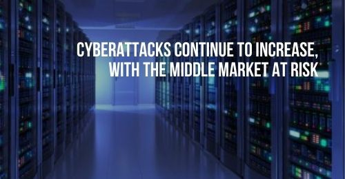 Server Racks | Cyberattacks Continue to Increase