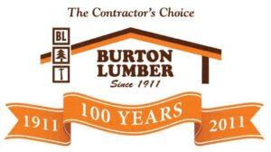 Burton lumber logo