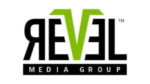 Revel Media Group logo
