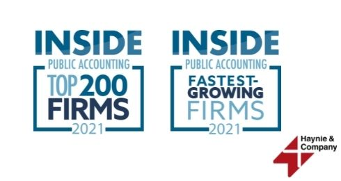 Inside Public Accounting awards
