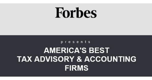Forbes Presents America's best tax advisory & accounting firms